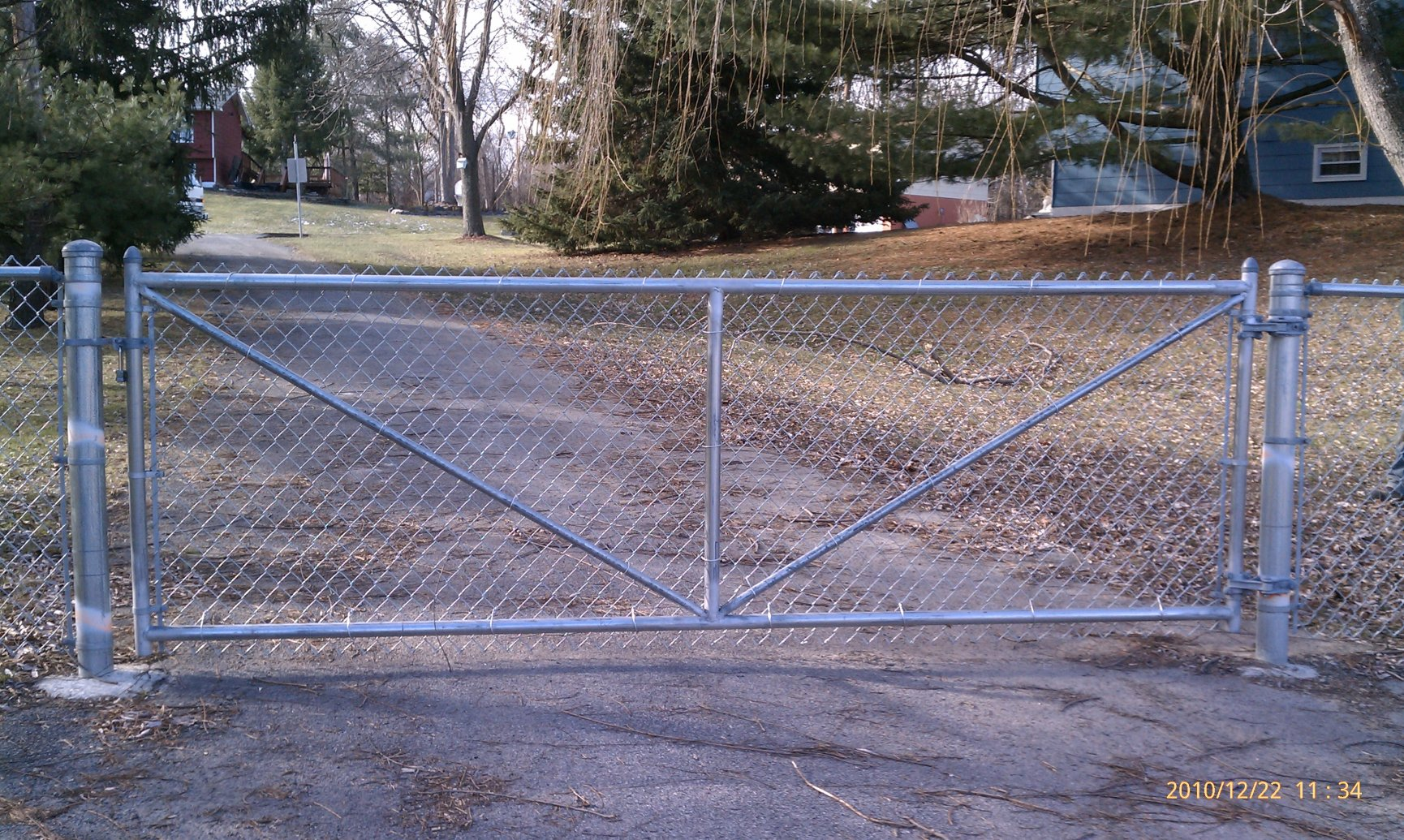 Deer Dog Fence Chainlink